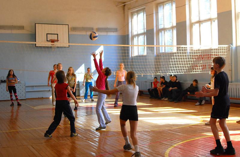 реферат на тему пляжный волейбол