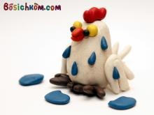 детская игра мокрая курица