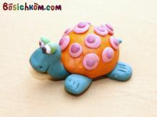 детская игра шла большая черепаха