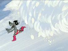 детская игра снежный ком