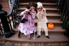 детская игра зомби